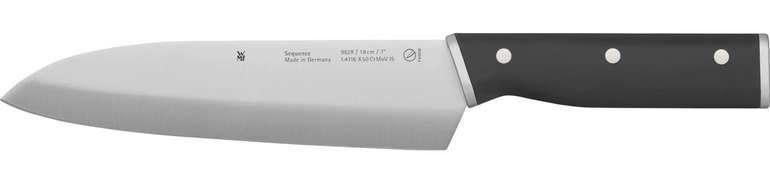 WMF Sequence Santokumesser 18 cm Klinge für 38,24€ inkl. Versand (statt 50€)