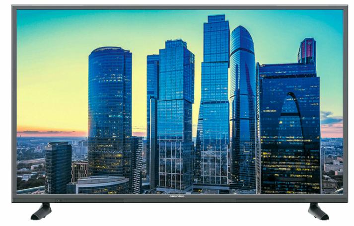 """Grundig 49GUT8960 - 49"""" UHD Smart TV mit HDR10 für 319,90€ (Vergleich: 380€)"""
