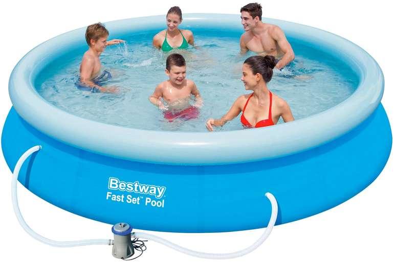 Bestway Fast Set Pool Mitch (366 x 76 cm) für 49,95€ inkl. Versand (statt 69€)