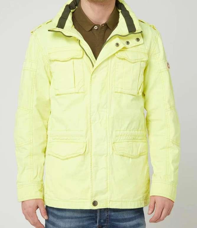 Wellensteyn Colonel 888 Fieldjacket aus Baumwolle in gelb für 95,99€ inkl. Versand (statt 120€)