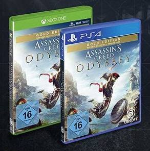 Assassin's Creed Odyssey - Gold Edition inkl. Season Pass (Xbox/PS4) für 59,99€