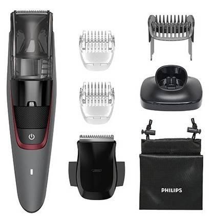 Philips BT7512/15 Bartschneider mit integriertem Vakuum-System für 45,90€