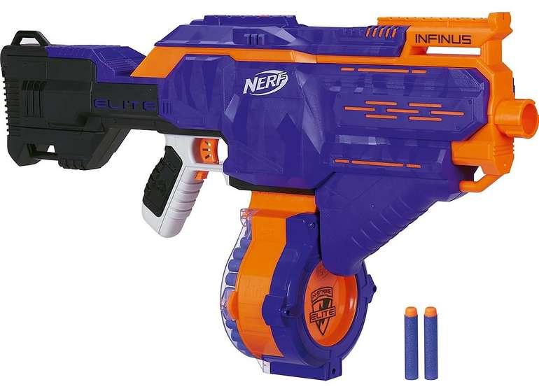 Nerf N-Strike Elite - Infinus (E0438) für 38,94€ inkl. Versand (statt 46€)