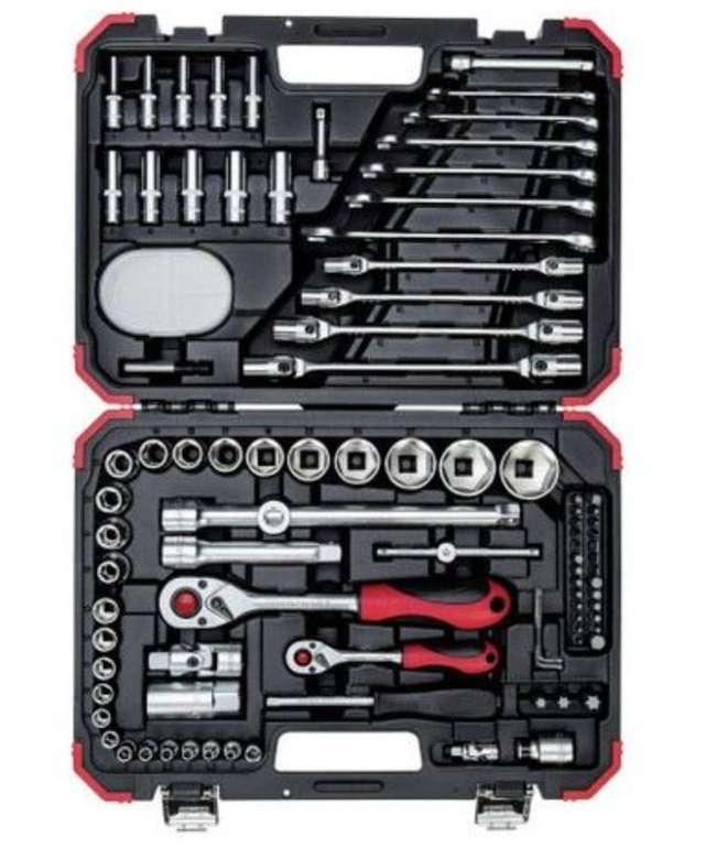 92-tlg. Gedore RED Steckschlüsseleinsatz-Set (1/4 und 1/2 Zoll) für 76,43€ (statt 90€) - Sofortüberweisung!