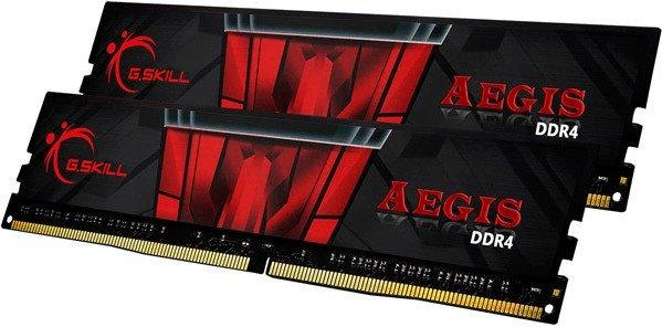 G.Skill Aegis PC Arbeitsspeicher 16 GB DDR4 RAM für 43,99€ inkl. Versand (statt 54€) (PayDirekt)