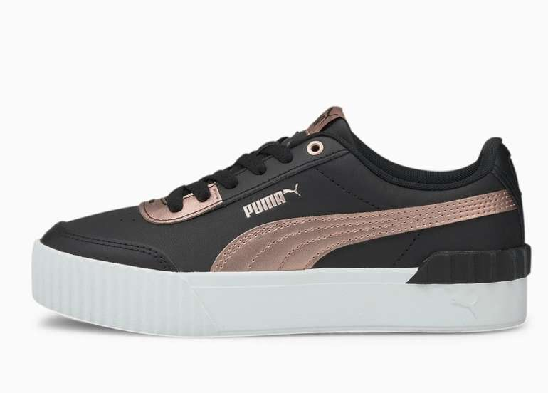 Puma Carina Lift Metallic Damen Sneaker in 2 Farben für je 44,32€ inkl. Versand (statt 69€)