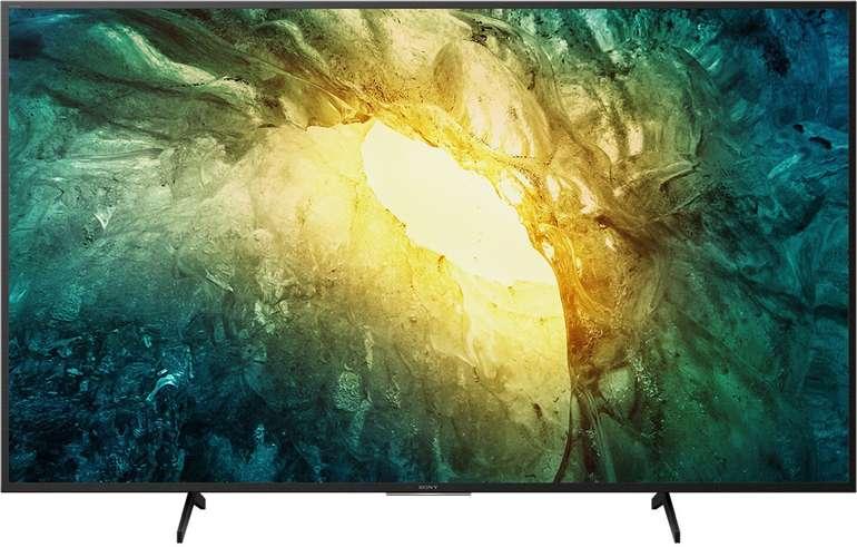 Sony KD-65X7055 - 65 Zoll UHD 4K Smart-TV für nur 648,24€ inkl. Versand (statt 749€)