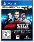 F1 2018 Headline (PlayStation 4) für 29€ inkl. Versand (statt 38€)