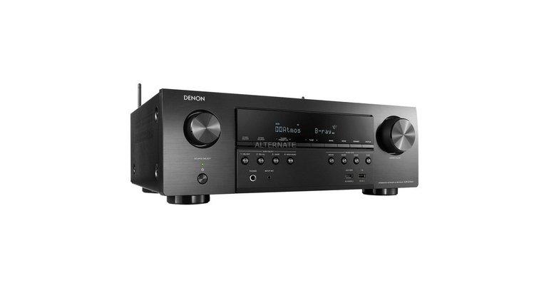 Denon AVR-S750H - 7.2 AV 3D HDR DTS:X Receiver (Alexa kompatibel) für 404,99€ (statt 538€)