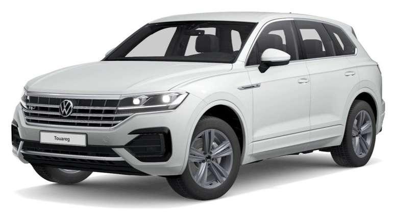 Gewerbeleasing: Volkswagen Touareg, R-Line, V6 TDI, 4Motion für 269€ netto mtl., LF: 0,45