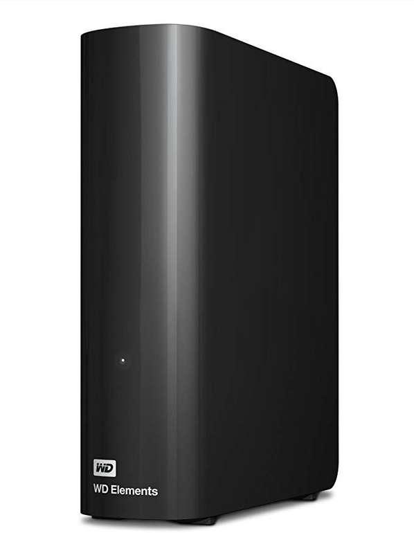WD Elements Desktop externe 3TB Festplatte für 70,40€ inkl. Versand
