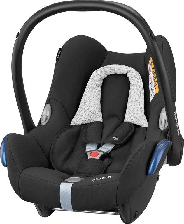 """Maxi-Cosi Babyschale CabrioFix in """"Black Grid"""" für 75,94€ inkl. VSK (statt 100€)"""