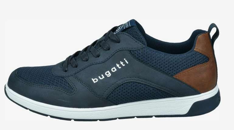 """bugatti Sneaker """"Arriba"""" in navy / braun für 39,98€inkl. Versand (statt 60€)"""