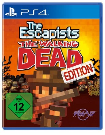 The Escapists: The Walking Dead Edition [PS4] für 10,79€ (statt 16€)
