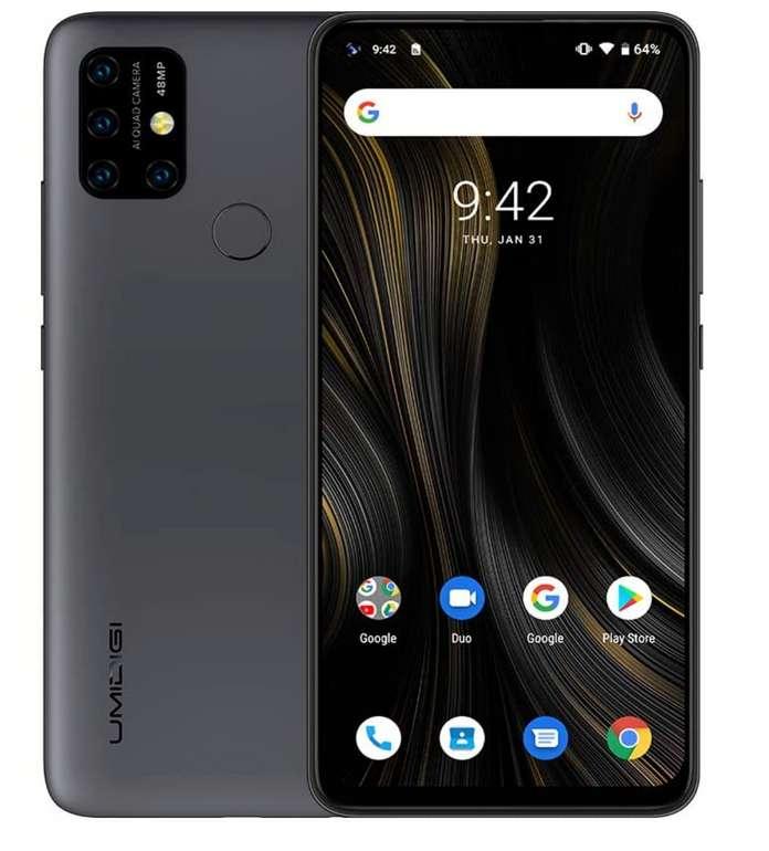 Umidigi Power3 Android 10 Smartphone mit 48 MP Kamera für 139,99€inkl. Versand (statt 200€)