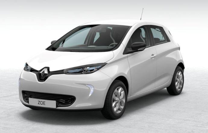 Gewerbe Leasing: Renault ZOE Life Z.E. 40 inkl. Batterie + Full Service für 86,68€ Netto mtl.