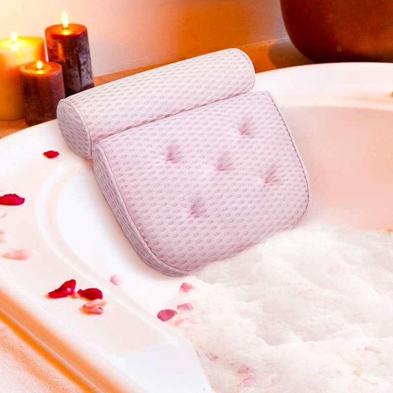 Essort Badewannenkissen mit 4D-Air-Mesh-Technologie für 20,99€ (statt 35€)