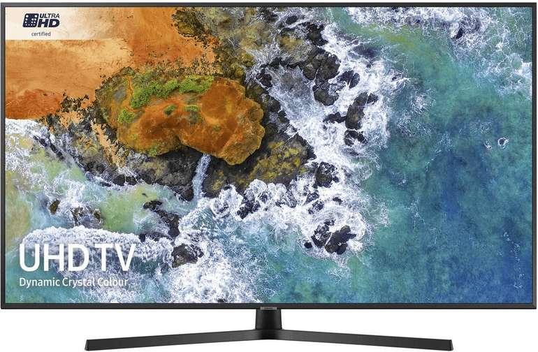 "Samsung UE-50NU7400 - 50"" UHD 4K LED Smart TV für 449,10€ inkl. VSK (statt 502€)"