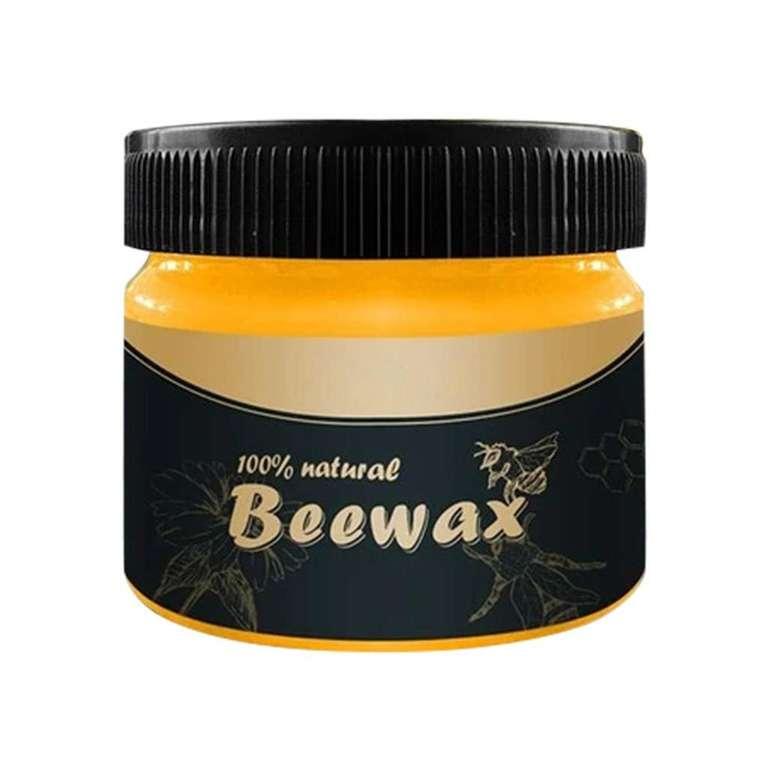 Momoxi Bienenwachs für die Möbelpflege in verschiedenen Varianten, z.B. 85 Gramm für 4,02€ inkl. Versand