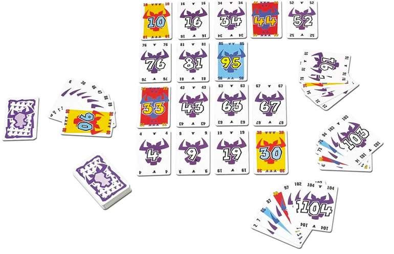 6nimmt Kartenspiel