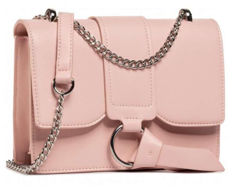 Jenny Fairy Handtasche in Pink oder Schwarz für 10,45€ inkl. Versand (statt 29€)