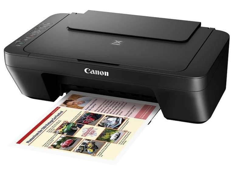 Canon PIXMA MG3050 WLAN Drucker + Scanner für 44,94€ (statt 53€)