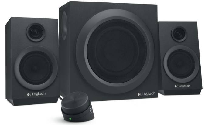 Logitech Z333 Multimedia Lautsprecher für 29€ inkl. VSK (statt 42€)
