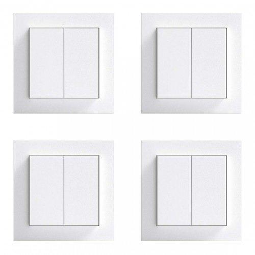 4er-Pack Senic Friends of Hue Smart Switch - Lichtschalter für 179€ inkl. Versand (statt 228€)