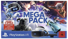 Sony PlayStation VR V2 Megapack + PlayStation Camera + 5 PS4 VR Spiele ab 259€