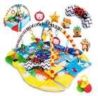 Lionelo Anika 2in1 Baby Krabbeldecke mit Laufstallfunktion für 30,55€ (statt 36€)