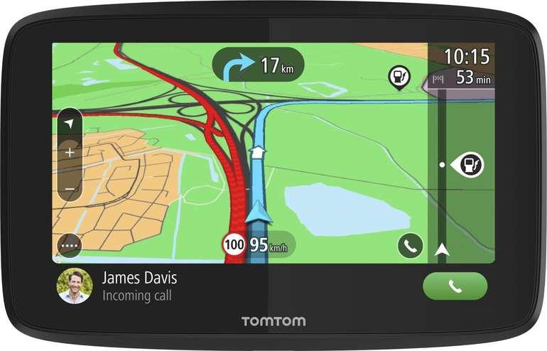 TomTom GO Essential 6 mit lebenslangen Kartenupdates & Echtzeit-Traffic für 186,99€ inkl. VSK
