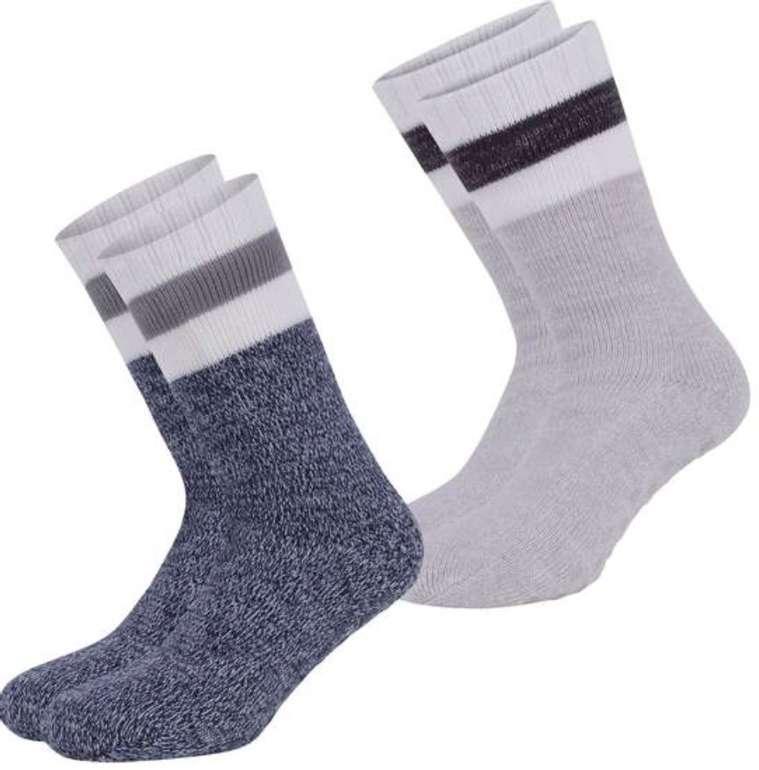 2er Pack s.Oliver warme Damensocken ABS Home-Socks für 9,99€ inkl. Versand (statt 26€)