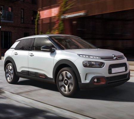 Gewerbe: Citroën C4 Cactus Puretech 130 S&S EAT6 Shine für 99,16€ Netto mtl leasen