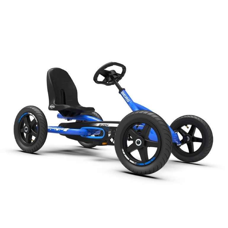 Berg Pedal Go-Kart Buddy Blue (limitiertes Sondermodell) für 219,99€ inkl. Versand (statt 252€) + 10-fach babypoints