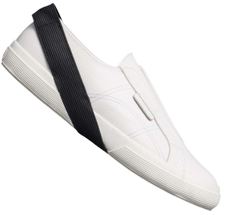Superga Leam Seok Herren Leder Sneaker in schwarz oder weiß für 27,94€inkl. Versand (statt 37€)
