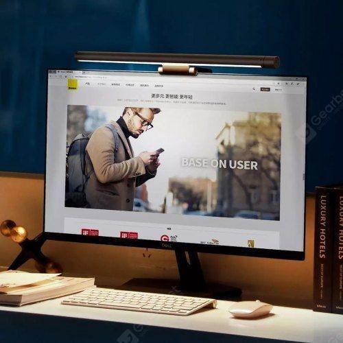 Baseus DGIWK-01 dimmbare Monitor-Lampe mit 3 Farbtemperaturen für 26,30€ inkl. Versand