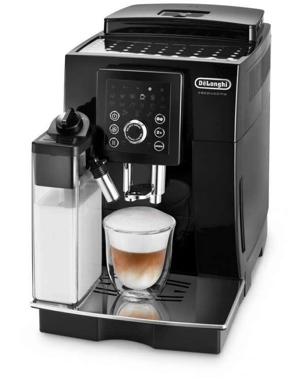 DeLonghi Ecam 23.266.B Kaffeevollautomat (1.8 Liter Wassertank, 15 bar) für 349€ (statt 449€)