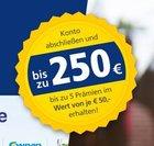 Bis zu 250€ Prämie für das Postbank Giro plus (Nur für Neukunden!)