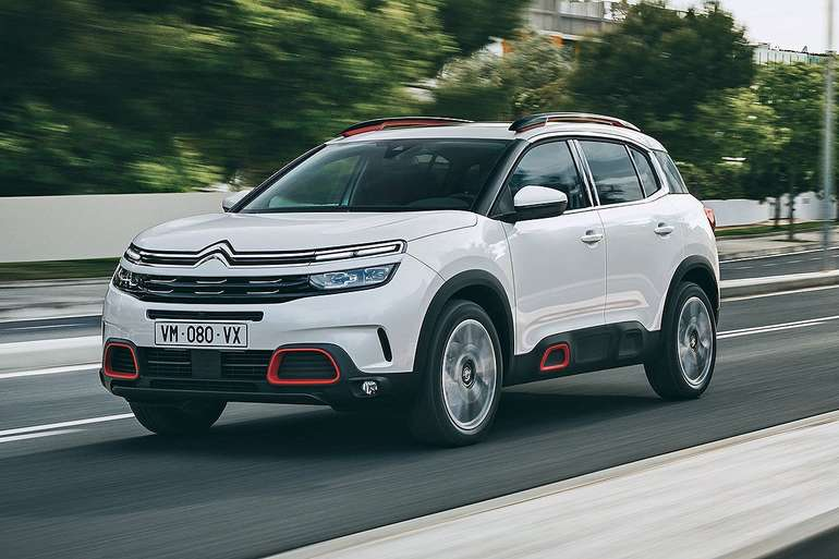 Gewerbeleasing: Citroën C5 Aircross Hybrid für 99€ netto mtl. (BAFA, ÜF: 999€, LF: 0,29)