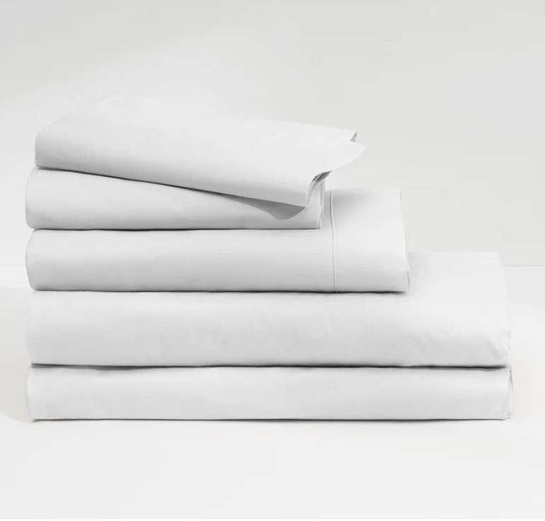 70% Rabatt auf Textilien (Spannbettlaken, Bettbezüge und Kissenbezüge) bei Caspers + versandkostenfrei