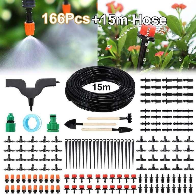 Pathonor 15m Garten Bewässerungssystem für 12,59€ inkl. Prime Versand (statt 17€)