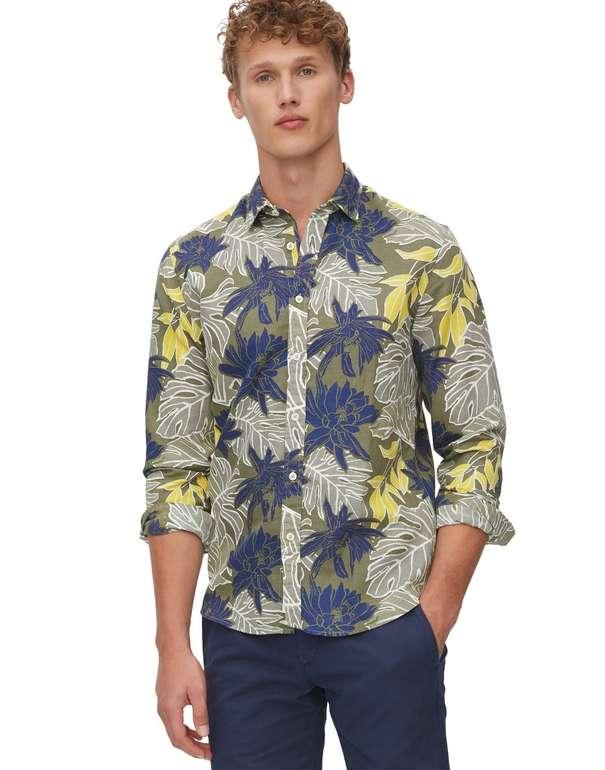 Marc O'Polo Regular Fit Leinenhemd in 2 Farben für je 31,99€ inkl. Versand (statt 44€)