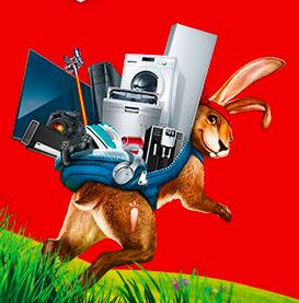 Media Markt Geburtstags-Eier Aktion - Zu jedem Produkt gibt es ein Geschenk!
