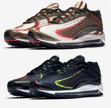 Nike Air Max Deluxe Sneaker in 4 Farben für je nur 97,98€ inkl. VSK