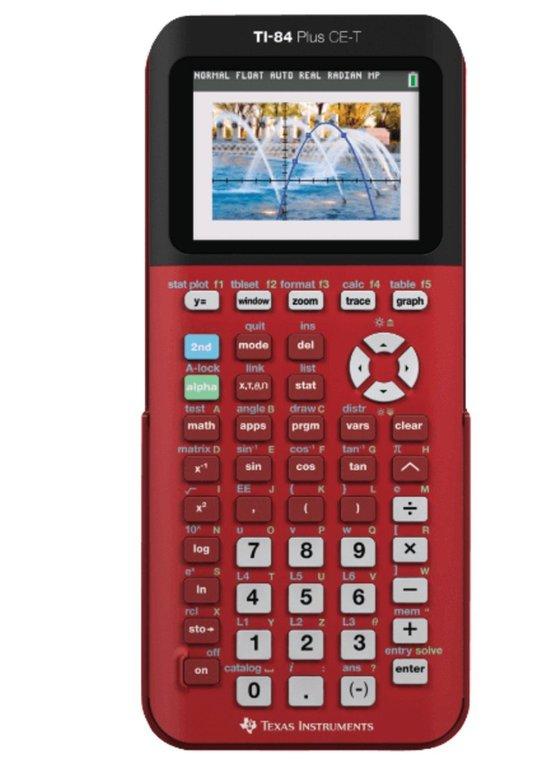 TEXAS INSTRUMENTS TI 84 Grafikrechner für 109€ statt 159€