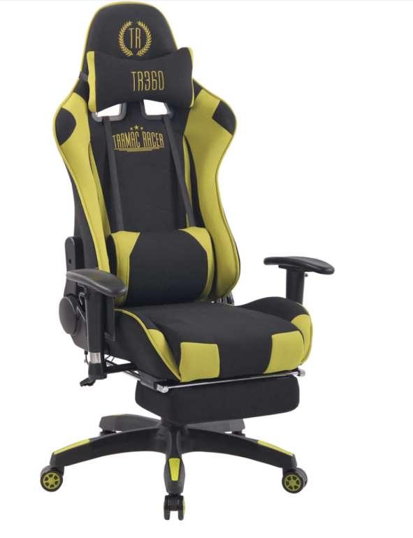 CLP Chefsessel Turbo XFM Kunstleder mit Massagefunktion & beheizbarem Sitzbereich für 219,99€ inkl. Versand
