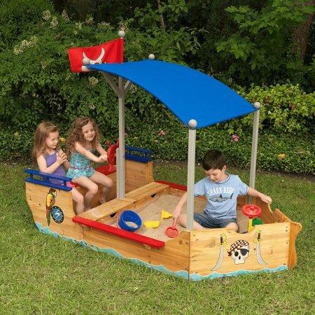 KidKraft Piratenschiff mit Sandkasten für 183,90€ inkl. Versand (VG: 202€)