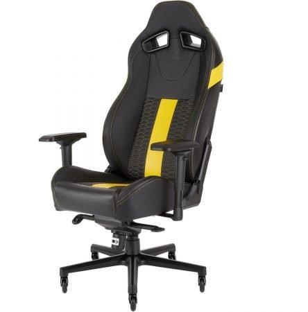 Corsair T2 Road Warrior Gaming Stuhl (versch. Farben) für 265,89€ inkl. Versand
