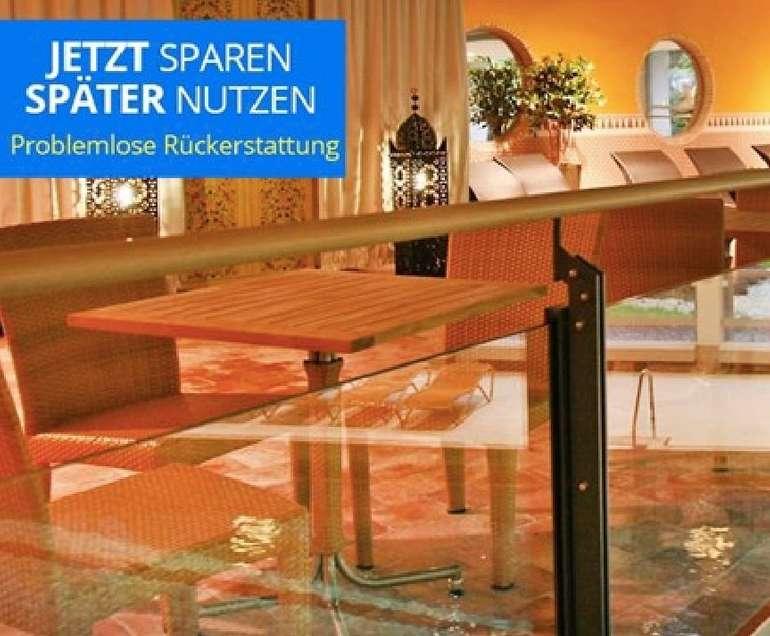 Wernau: Wellnesstag & Badespaß für 2 Personen im Quadrium Wernau für 26€ öffnet am 14.09.20