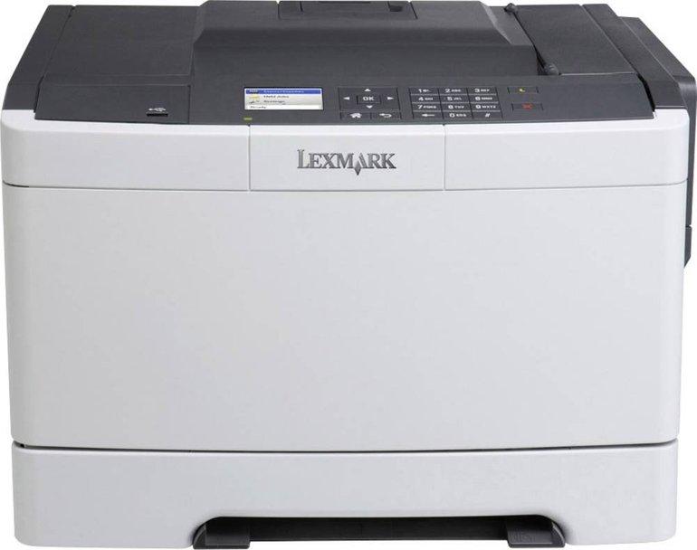 Lexmark CS417dn Farblaserdrucker für 69,90€ inkl. Versand